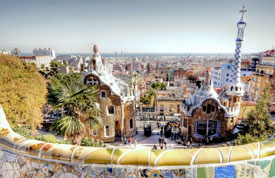 stock-photo-19276639-park-guell-in-barcelona-spain